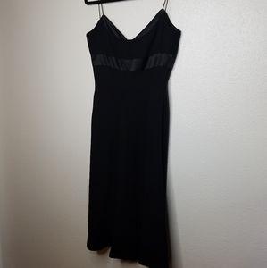 Jones Wear Dresses - JONES WEAR vintage 90s little black dress size 12